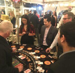 Casino Party in Sacramento
